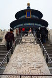 The Hall of Prayer for Good Harvests. The Temple of Heaven. Beijing. China Royalty Free Stock Images