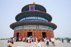 The Hall of Prayer for Good Harvests Royalty Free Stock Photography