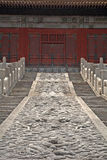 The Hall of Preserving Harmony in the Forbidden City, Beijing, C Stock Photo
