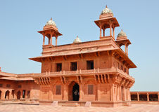 Hall of Private Audience in Fatehpur Sikri Stock Images