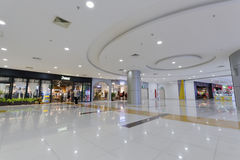 Hall of robinson shopping mall Stock Image
