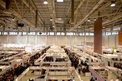Hall Shopping-Kunstgalerien im Scheinwerfer Lizenzfreies Stockbild