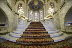 Hall Stairs principal Photographie stock libre de droits