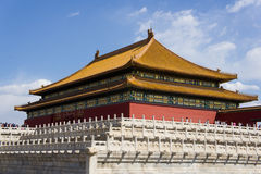 Hall of Supreme Harmony Stock Photography