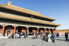 Hall of Supreme Harmony Royalty Free Stock Images