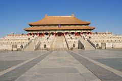 Hall of Supreme Harmony Royalty Free Stock Photos