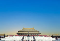 Hall of Supreme Harmony Stock Photos