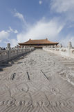 The Hall of Supreme Harmony in the Forbidden City Stock Photos
