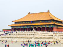 The Hall of Supreme Harmony Royalty Free Stock Photography