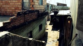 Hall szanty miasteczko zbiory