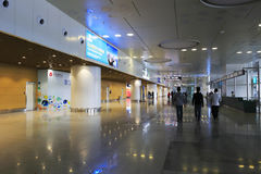 Hall of t4 terminal, amoy city, china Stock Photography