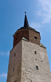 Hall tower in shear Cöthen germany Royalty Free Stock Photo