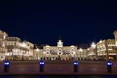 hall town Στοκ Εικόνα