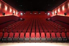 Hall Of um cinema imagens de stock royalty free