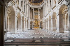 Hall of Versailles Royalty Free Stock Photo