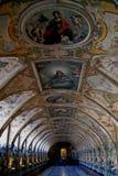 Hall von Antiquitäten Stockbild