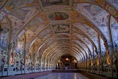 Hall von Antiquitäten Lizenzfreies Stockbild