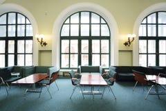 Hall w handlu i Przemysłowej sala Rosja Fotografia Stock