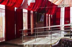 Hall w intymnym domu Obrazy Royalty Free