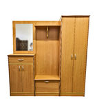 Hall wardrobe Royalty Free Stock Photography