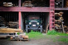 Hallazgo del granero Fotos de archivo