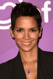 Halle Berry,Four Seasons Royalty Free Stock Photos