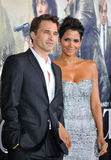 Halle Berry,Olivier Martinez Stock Photography