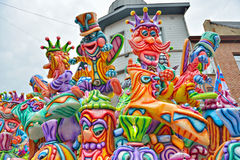 Halle Carnival imagem de stock royalty free