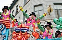 Halle Carnival Fotografia Stock Libera da Diritti