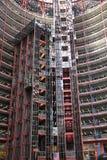 Halle eines Gebäudes in Chicago, USA Stockbild