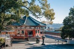Halle Prinzen Shotoku von ji Narita San Shinsho Tempel, Narita, Chi stockbild