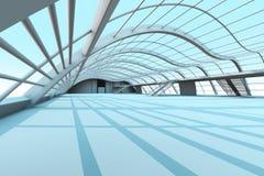 Hallen-Architektur Stockfotos