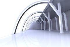 Hallen-Architektur Stockfoto