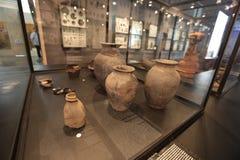 Hallen des Arsenyev-Museums stockfotografie