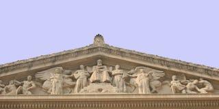 Hallen von Gerechtigkeit Stockfotos