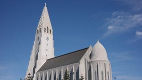 HallgrÃmskirkja-Kirche lizenzfreie stockfotografie