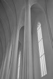 Hallgrim Church. Interior view of the Hallgrim Church, Reykjavik, Iceland royalty free stock photos