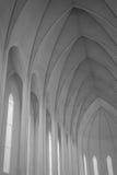 Hallgrim Church. Interior view of the Hallgrim Church, Reykjavik, Iceland stock photos