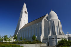 Hallgrimskirkja Stock Photography