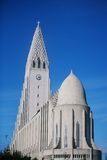 Hallgrimskirkja Church Stock Photography