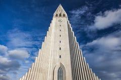 Hallgrimskirkja Church, Reykjavik, Iceland Stock Photo