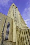Hallgrimskirkja tower Royalty Free Stock Photos