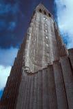 Hallgrimskirkja von Reykjavik Lizenzfreie Stockfotos
