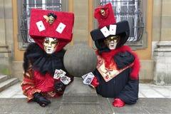 Carnival Festival - Hallia VENEZIA Royalty Free Stock Images