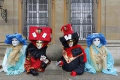 Carnival Festival - Hallia VENEZIA Royalty Free Stock Image