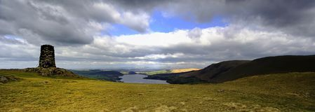 Hallin Fell Royalty Free Stock Photography