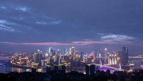Hallo Chongqing stockbild