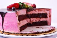 hallon för cakechokladkräm Royaltyfria Foton