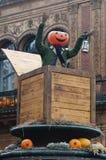 Halloweeen pumpkin Royalty Free Stock Photography