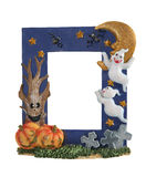 Halloweem Picture Frame Royalty Free Stock Photography